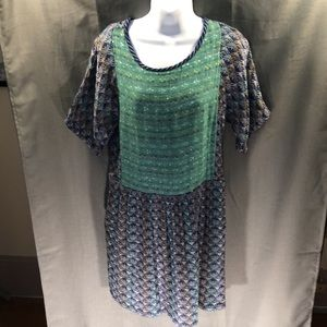 Ace & Jig Cora Shift dress, size Medium